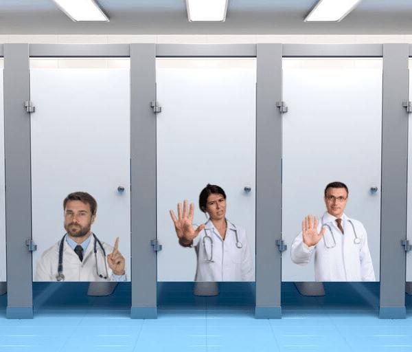 公廁細菌,什麼! 醫生也不敢坐馬桶墊