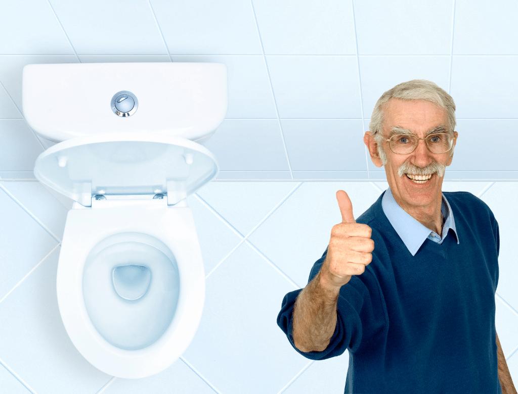 將乾淨的 公廁馬桶 留給下一個使用者,這才是有文明水準的國民